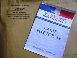 le billet du week-end 20 Elections