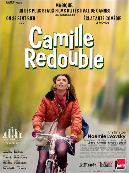 Camille redouble affiche