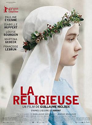 La religieuse affiche