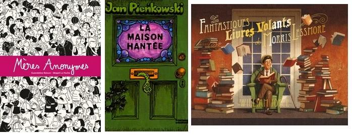 lectures octobre 2013 albums et BD