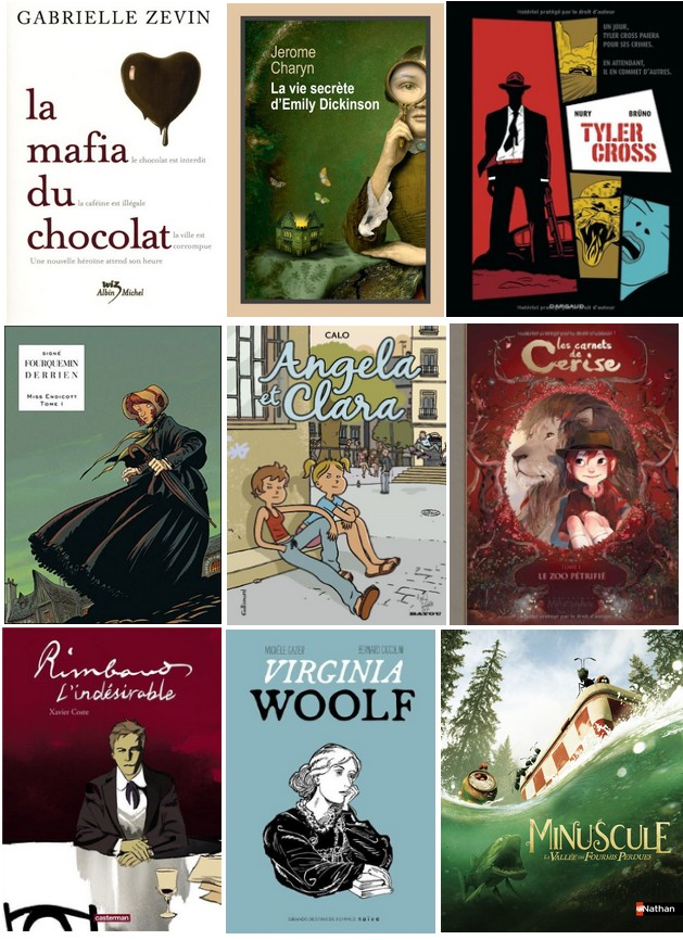 2014 - semaine 1 acquisitions