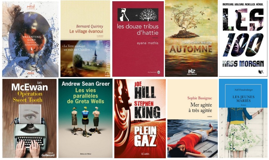 Wish-list janvier