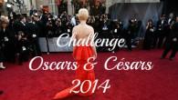 Voilà un petit moment que j'avais envie de lancer un petit challenge Oscars & Césars. Le but est tout simple: voir un maximum de films nommés aux Oscars et Césars […]