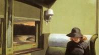 Compartiment C, voiture 293 – Edward Hopper – 1938