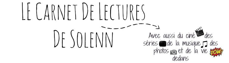 Le Carnet de Lectures de Solenn